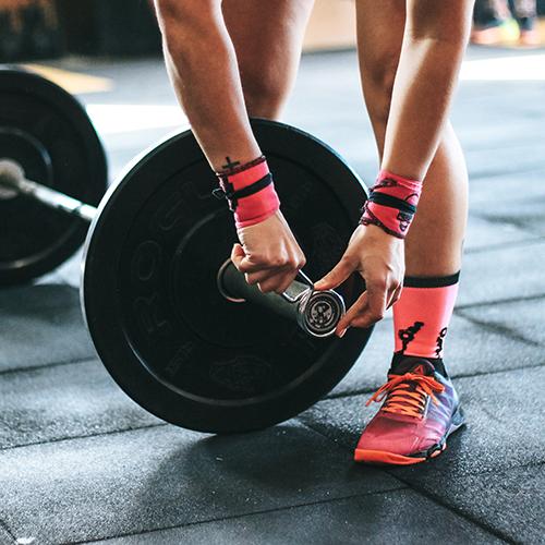 train je spieren op kracht